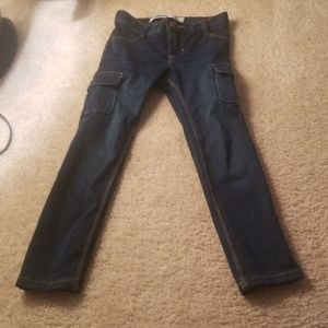 Old Navy utility jeggings